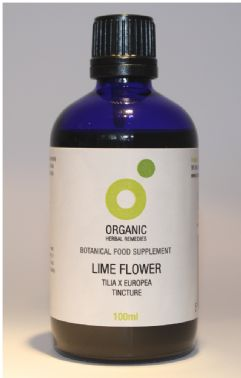Lime Flower Tincture 100ml